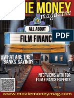 Movie Money Magazine complementary issue 1