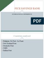 Post Office Savings Bank