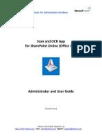 Scanner Plugin 365 Guide