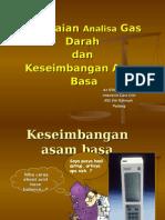 Analisa Gas Darah