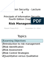 Information Security - Lecture 4