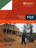 ESMAP Energy Access RwandaSWAp KS013-12 Optimized