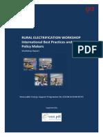 EUEI PDF Myanmar Workshop Rural Electrification Jun2013 En
