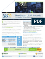Global LEAP Awards TV Overview English Chinese