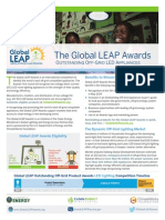 Global LEAP LED Overview English Chinese