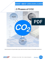 Phases of CO2
