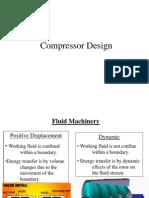 Compressor Design, Triangle Velocity & Example