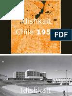 Idishkait Chile 1950 - Borrador