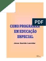 Livro orientador Educação Especial