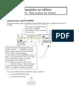 fiche 03calc - mise en place des données