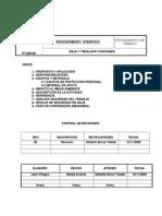 PT-005-09 Izaje y Traslado de Container