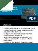 2. Configuracion y Conceptos Basicos de Switching