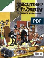 Mortadelo y Filemon - El Preboste de Seguridad