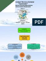 Diapositiva de Contabilidad