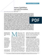 DVT & Pulmonary Embolism Part 2