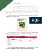 Parte II-Configuracion de Cursos en El Aula Virtual Moodle - Aula XXI