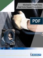 Reparacion de Neumatico Extraccion de Clavos y Elementos Punzantes Tutorial en Ingles