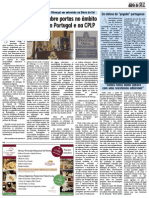 """Oliventinos adquirem nacionalidade portuguesa   """"Diário do Sul"""", 9.jan.2015"""