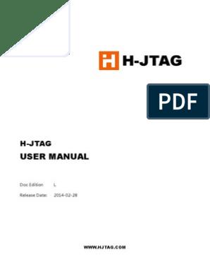 H-jtag User Manual (en)   Flash Memory   Arm Architecture