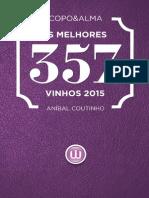 Guia Copo & Alma 2015 Anibal Coutinho