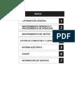 Manual Servicio Gs 125