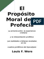 El Propósito moral de la profecia.doc