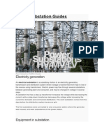 0. Power Substation Guides