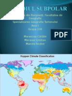 Mediul Subpolar