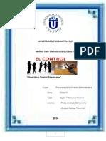 Direccion y Control Empresarial
