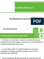 04. Transferencia de Masa Interfacial