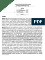 Practica BIOLOGIA AREA II- Practica 4, La Celula y La Actividad Enzimatica