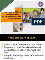 Laluan Kerjaya Dan Naik Pangkat PPP