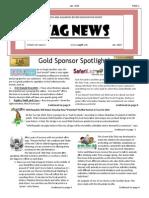 Jan. 2015 ZAG Newsletter
