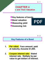 Pertemuan-9 Ch04 Bond Valuation