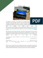 Microcontrolador con Teclado Matricial