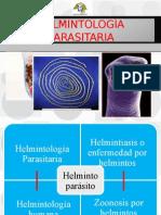 La Helmintología