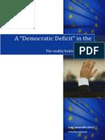 Democratic Deficit Libre