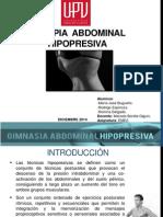 Terapia Abdominal Hipopresiva
