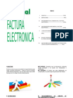 Manual de La Factura Electronica
