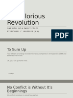 The Glorious Revolution PPT