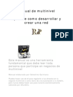 manual multinivel personalizado sanpiant