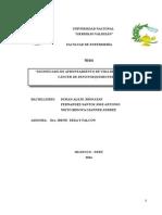 Informe de Tesis (Titulo Univ)