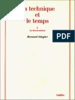 La Technique et le Temps 2 La Désorientation.pdf