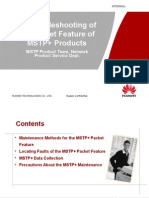 08-Troubleshooting of the Packet Feature of MSTP+ Products.ppt