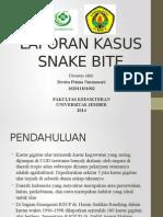 LAPORAN KASUS snake bite.pptx