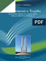 De Harmont a Trujillo Cesar A. Herrera