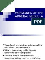 Hormones of the Adrenal Medulla 1-13