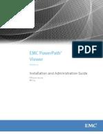 PowerPath Viewer 1.0 Install Admin Guide