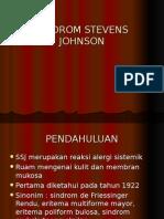 SINDROM STEVENS JOHNSON.ppt