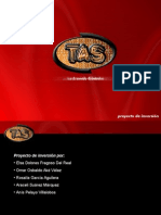 Proyecto de Inversion TAS1[1]
